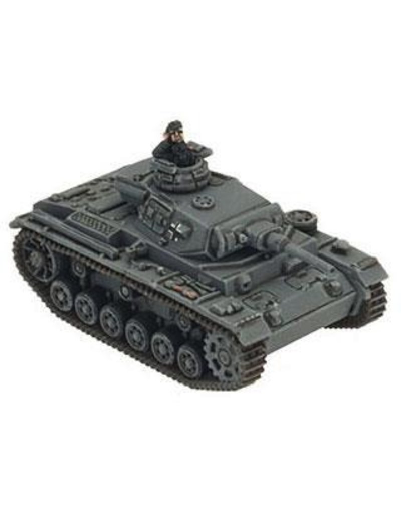 Flames of War GE033 German Panzer III J
