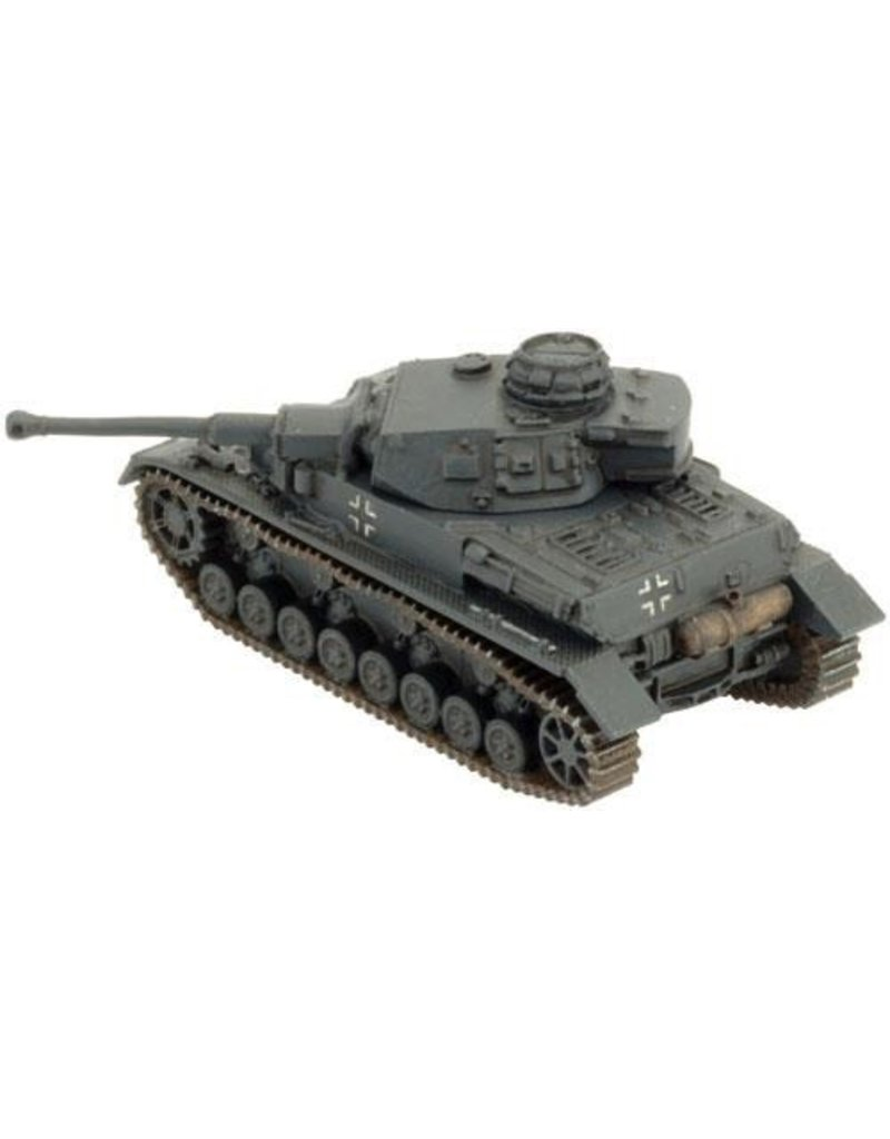Flames of War GE042 German Panzer IV F1/F2
