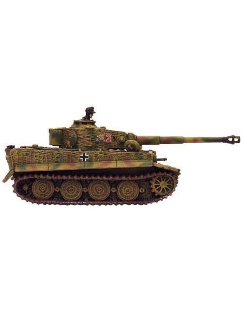 Flames of War GE071 German Tiger I E w/zimmerit