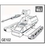 Flames of War GE102 German Marder I