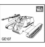 Flames of War GE107 German Hornisse