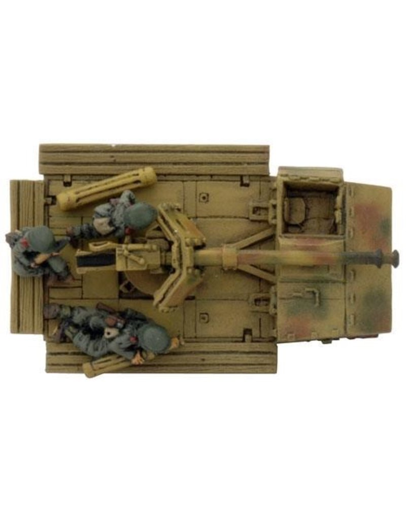 Flames of War GE114 PaK40 auf RSO