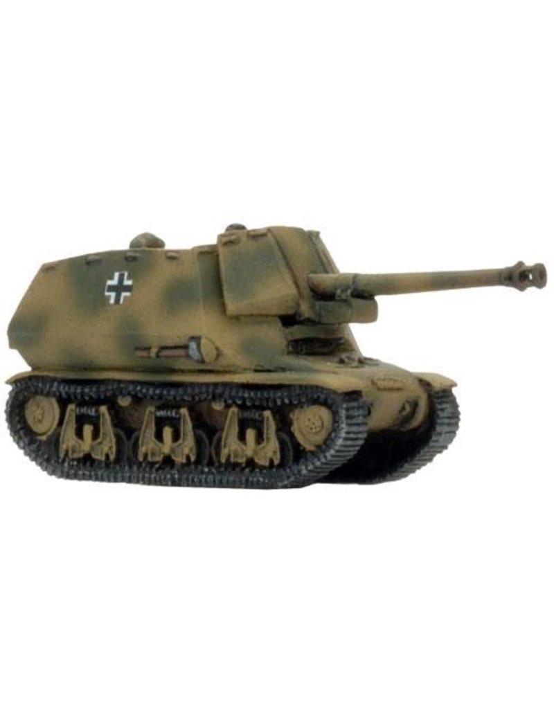 Flames of War GE127 German 7.5/10.5cm (sf) 39H