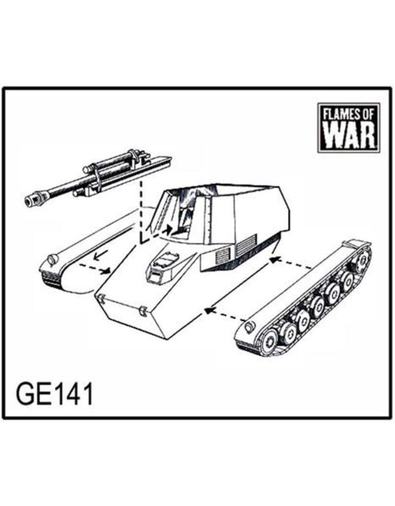 Flames of War GE141 German Wespe