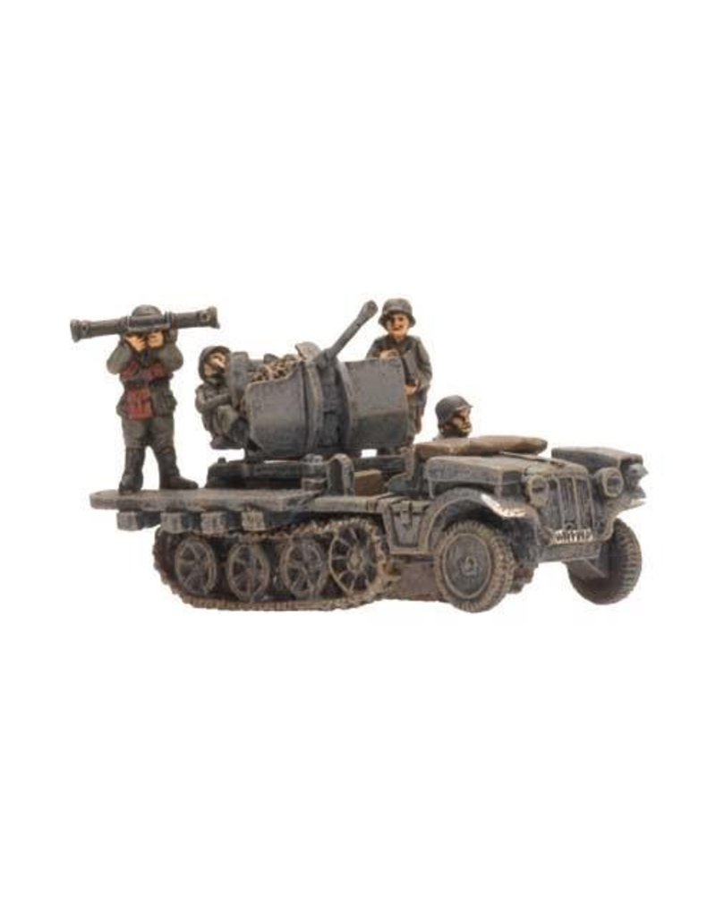 Flames of War GE160 German SdKfz 10/5 (2cm)