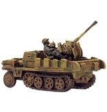Flames of War GE161 German SdKfz 10/5 2cm armored