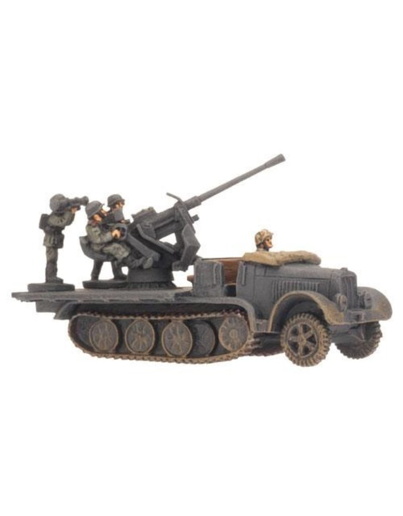Flames of War GE167 German SdKfz 7/2 (3.7cm)