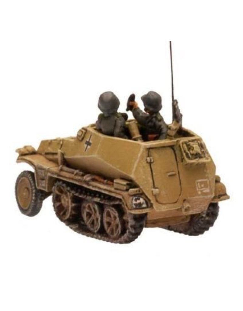 Flames of War GE205 German SdKfz 250/7 8cm