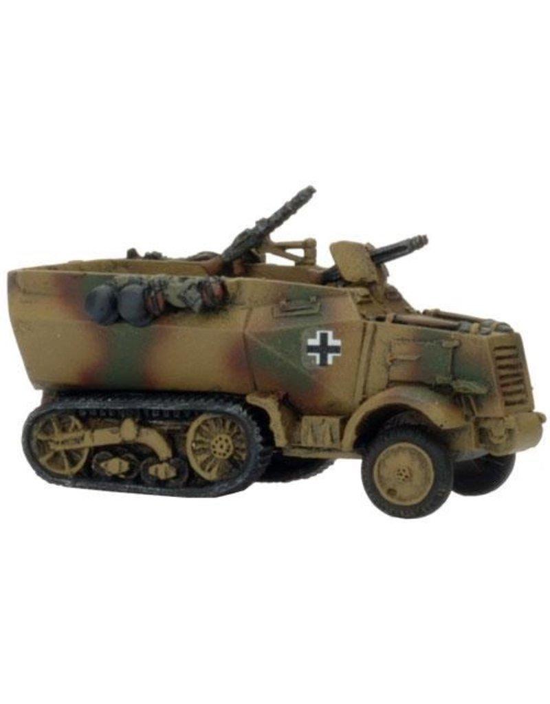 Flames of War GE245 German U304(f) Halftrack