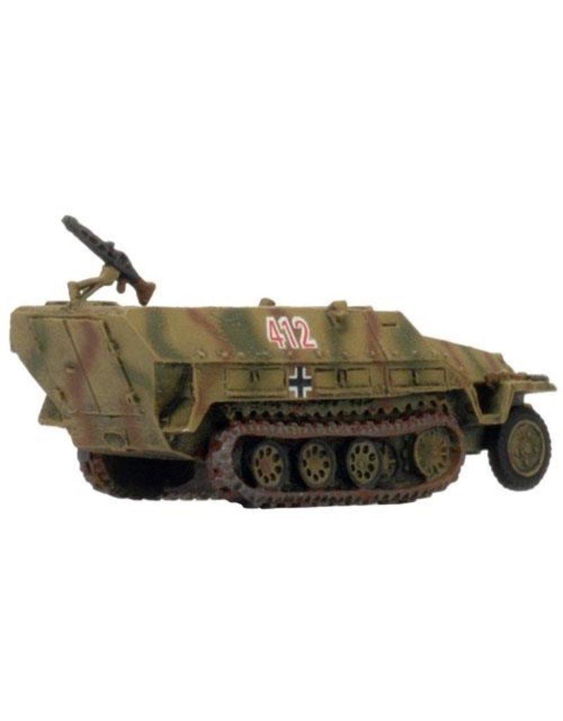 Flames of War GE251 German SdKfz 251/2D (8cm)