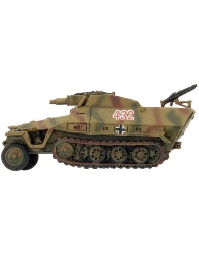 Flames of War GE253 German SdKfz 251/9D 7.5cm