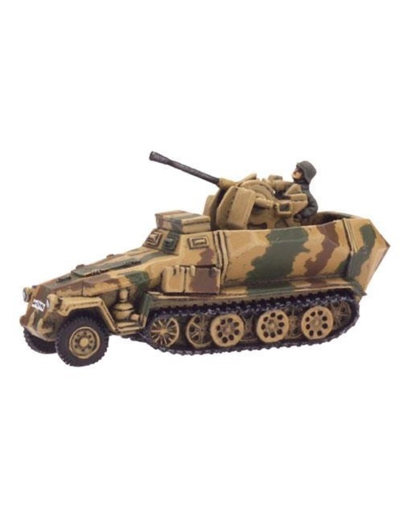 Flames of War GE258 German SdKfz 251/17C 2cm