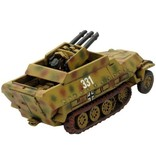 Flames of War GE262 German SdKfz 251/21 Triple 15m