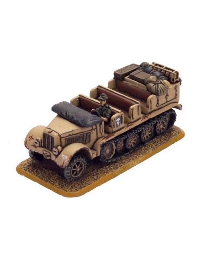 Flames of War GE271 German SdKfz 7 (8t) half track