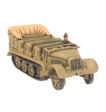 Flames of War GE270 Sd Kfz 7 (8t) tractor