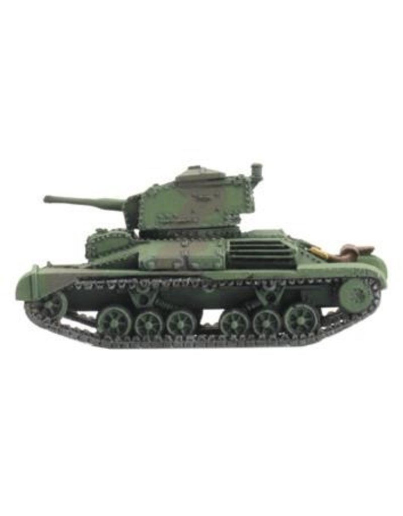 Flames of War BR022 A10 Cruiser Mk II