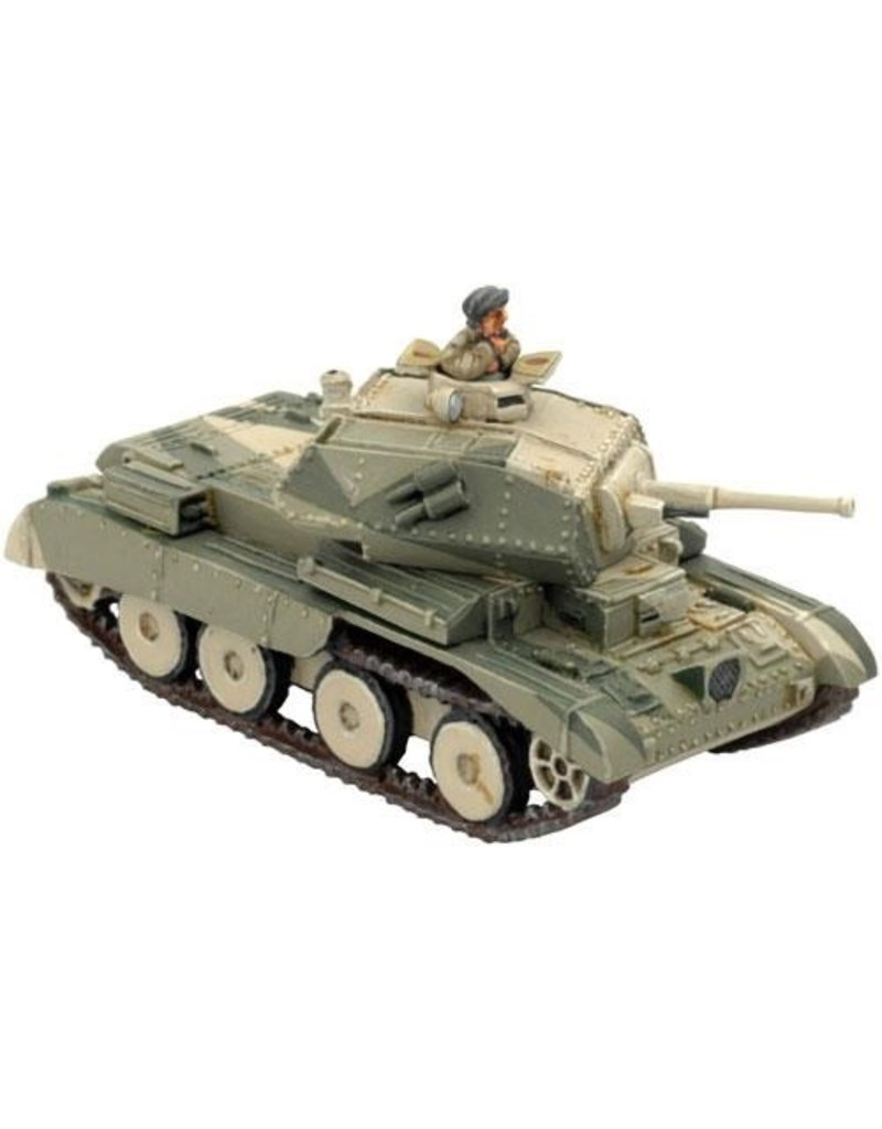 Flames of War BR026 A13 Cruiser Mk IVA (Desert)