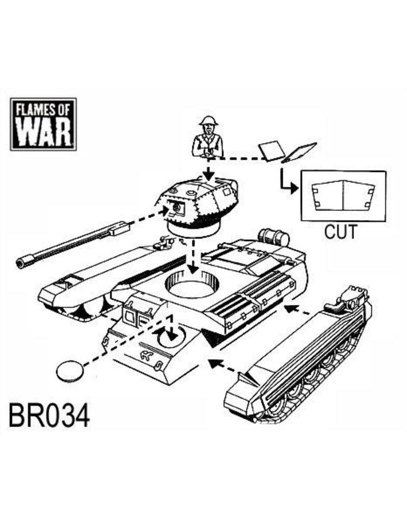 Flames of War BR034 Crusader III