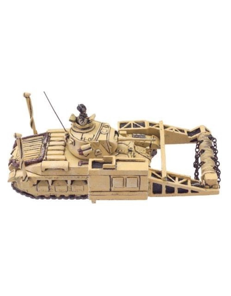 Flames of War BR054 Matilda 'Scorpion' Flail