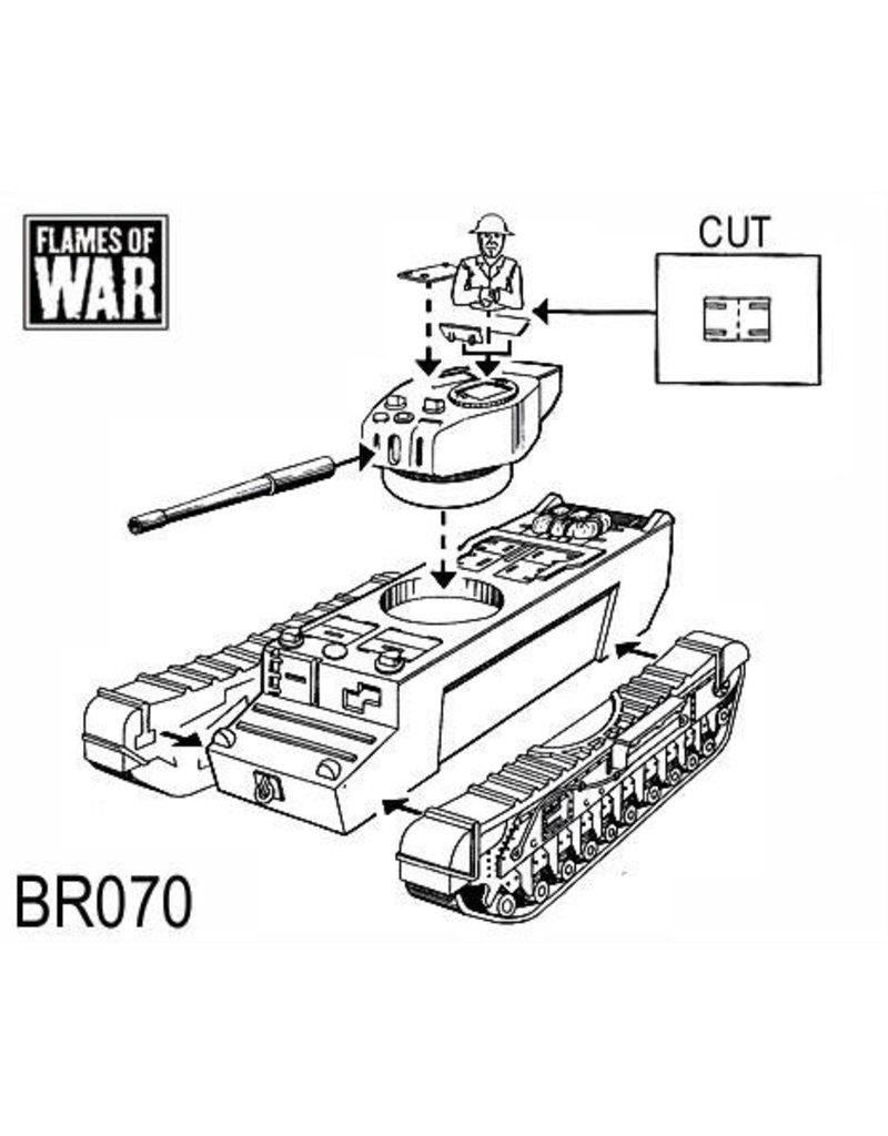 Flames of War BR070 Churchill I or II
