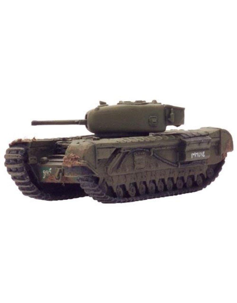 Flames of War BR073 Churchill IV,VI