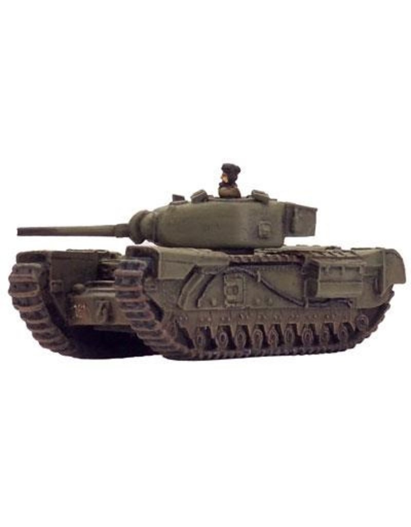 Flames of War BR074 Churchill IV (NA 75)
