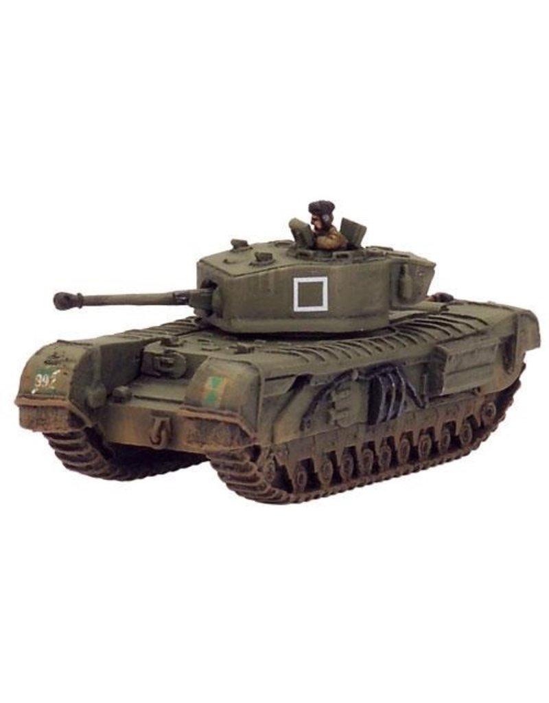 Flames of War BR080 Churchill VII,