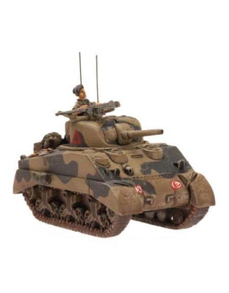 Flames of War BR119 Sherman III