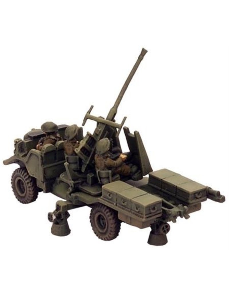 Flames of War BR182 Bofors 40mm SP