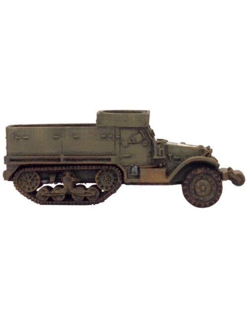 Flames of War BR201 M5 half-track