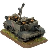 Flames of War BR207 Scout Carrier Platoon
