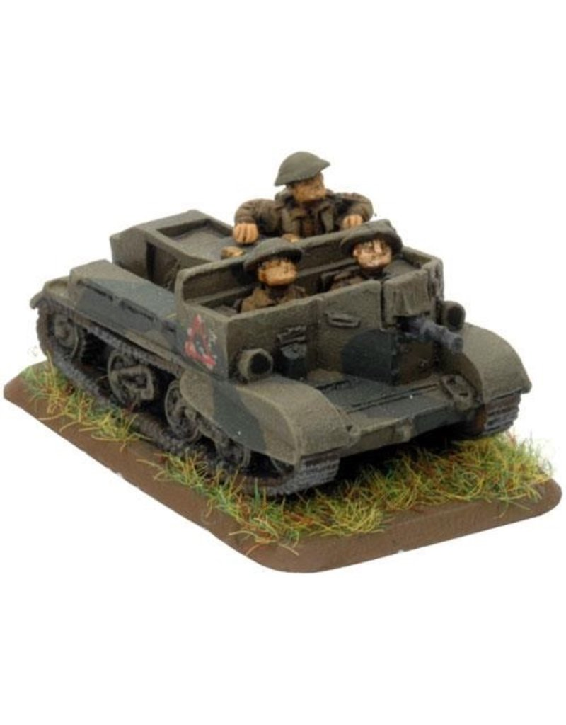 Flames of War BR208 Bren Carrier Platoon