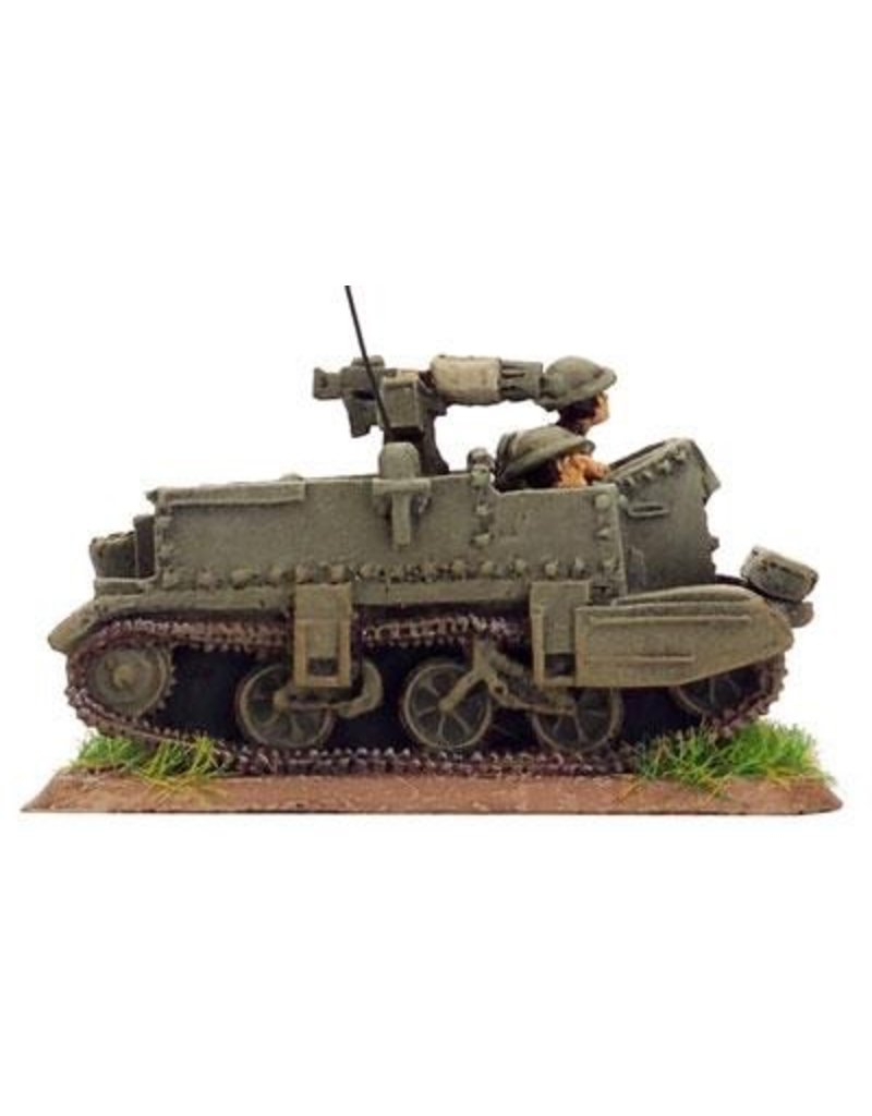 Flames of War BR212 OP or MMG Carrier (x2)