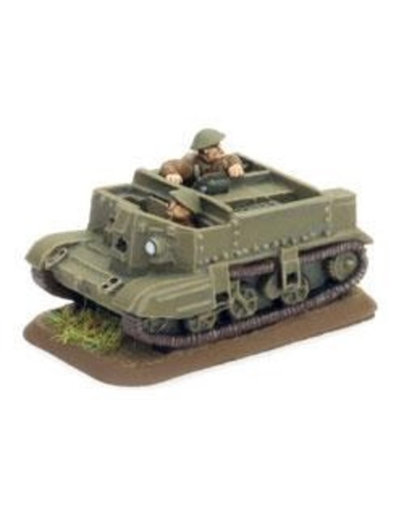 Flames of War BR213 Mortar Carrier (x2)