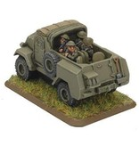 Flames of War BR218 C15TA Armoured Truck (x2)