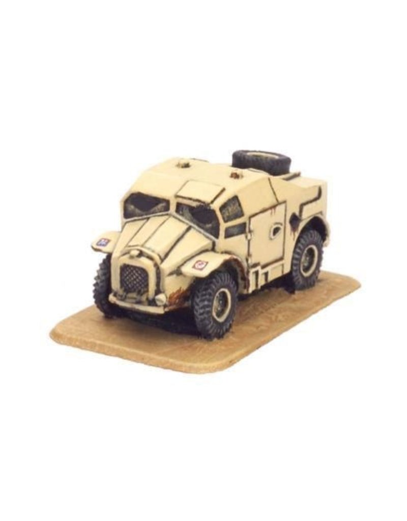 Flames of War BR277 Quad tractor