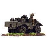 Flames of War BR278 Cut-down 15cwt truck (x2)