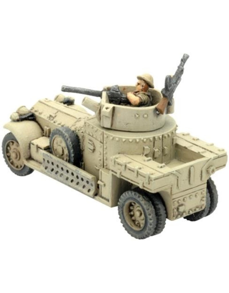Flames of War BR300 Rolls Royce Armoured Car