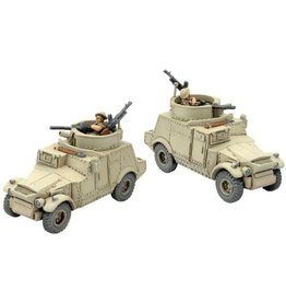 Flames of War BR305 Morris CS9 Armoured Car