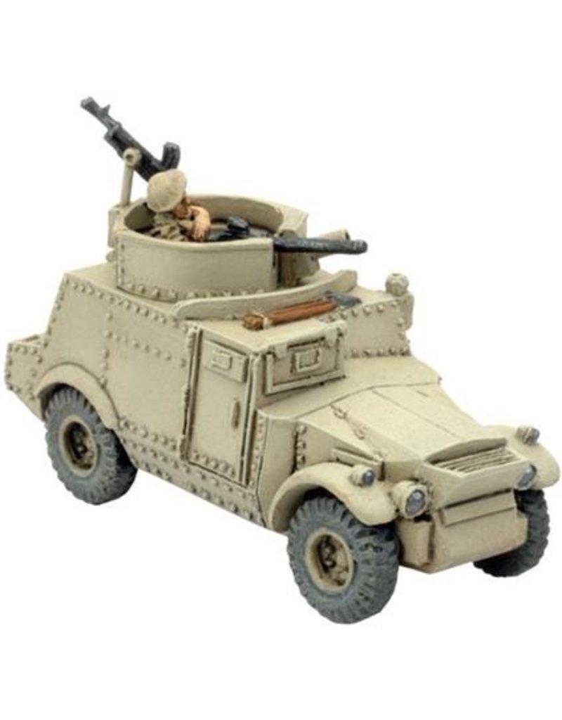 Flames of War BR305 Morris CS9 Armoured Car