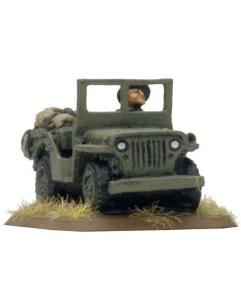 Flames of War BR410 Jeep