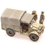 Flames of War BR430 Morris 15 cwt truck (x2)