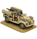 Flames of War BR444 LRDG Ford V8 Car