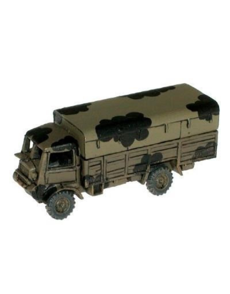 Flames of War BR450 Bedford QLT 3-ton lorry (x2)