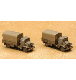 Flames of War BR452 CMP 3-ton lorry (x2)