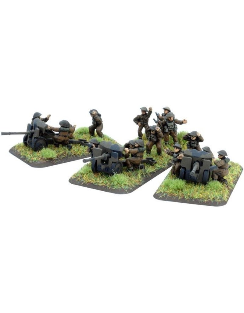 Flames of War BR505 Hotchkiss 25mm gun (BEF)