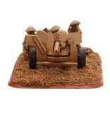 Flames of War BR510 6 pdr gun (8th Army)