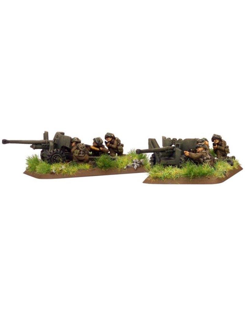 Flames of War BR511 6 pdr gun (late)