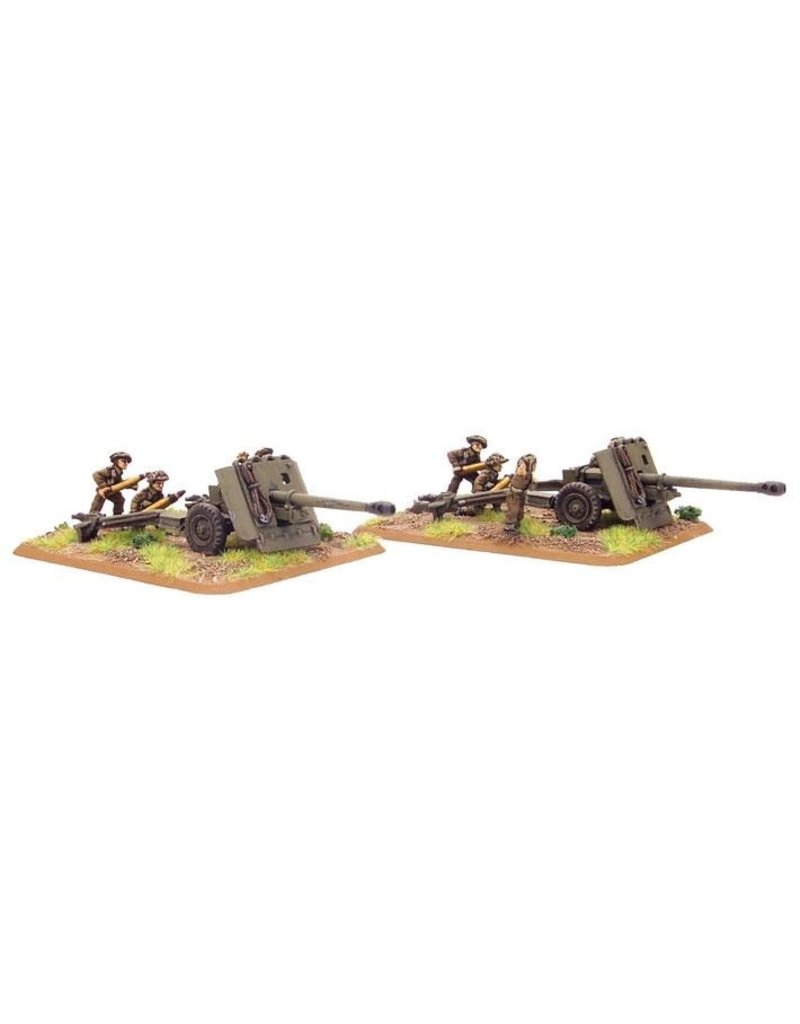 Flames of War BR521 17 pdr gun
