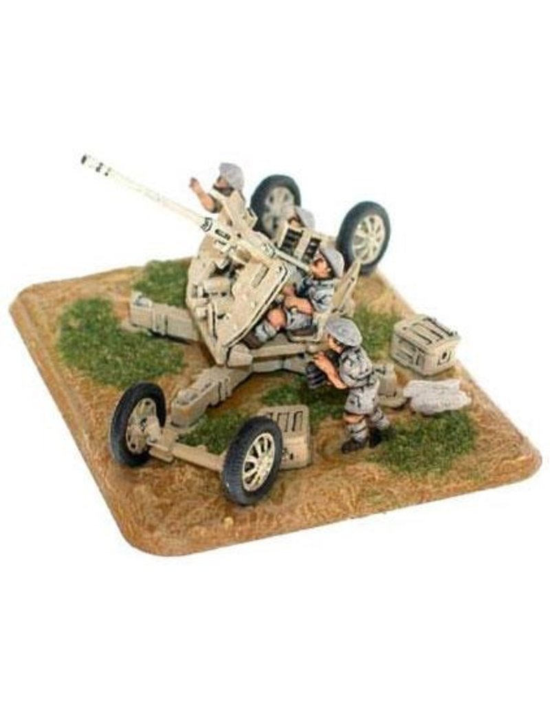 Flames of War BR541 Bofors 40mm gun (x2) (8th Army)